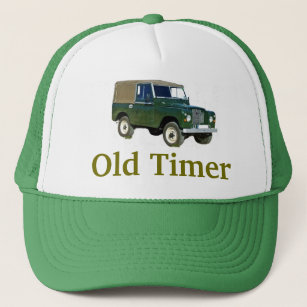 50b1dfbb3d219 Land Rover  Old Timer  Hat