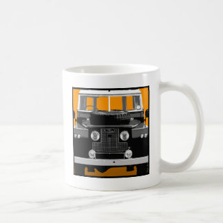 Land Rover Series 1 Basic White Mug