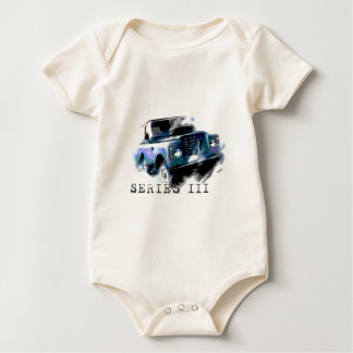 Land Rover Series 3 Baby Creeper