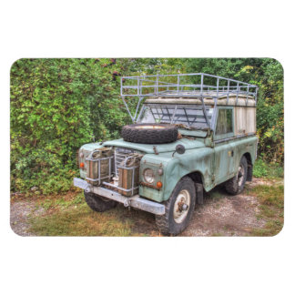 Land Rover Series III 109 Magnet