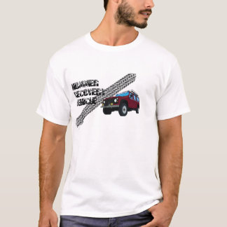 Land Rover Tire Mark T-Shirt