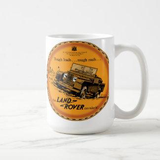 Land Rover Tough Coffee Mug