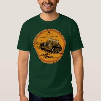 Land Rover Tough T-Shirt