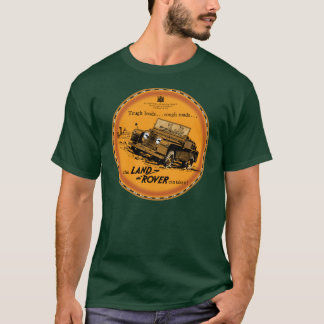Land Rover Tough T-Shirt