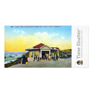 Land s End 2 Photo Greeting Card