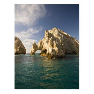 Land s End el arco cerca de Cabo San Lucas Baja Tarjetas Postales