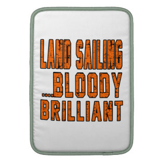 Land Sailing Bloody Brilliant Sleeve For MacBook Air