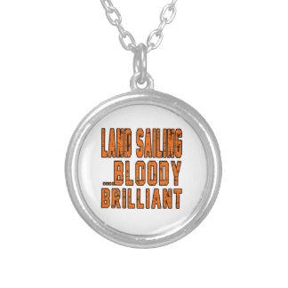 Land Sailing Bloody Brilliant Custom Jewelry