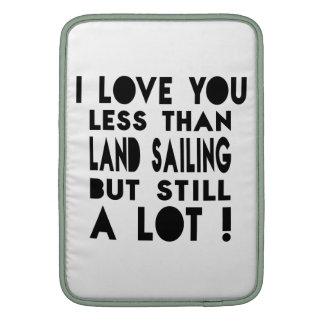 Land Sailing Designs MacBook Air Sleeves