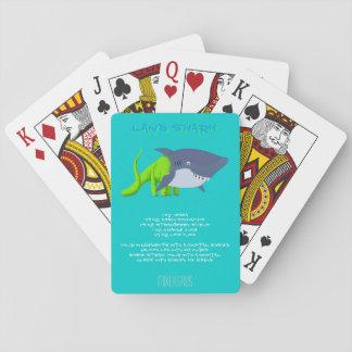 Land Shark Drink Recipe Card Decks
