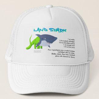 Land Shark Drink Recipe Trucker Hat