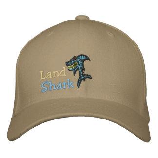 Land Shark Embroidered Baseball Cap