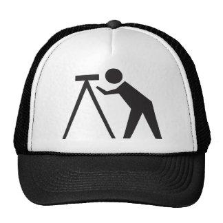 Land Surveyor at Work Haat Trucker Hat