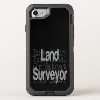 Land Surveyor Extraordinaire OtterBox Defender iPhone 8/7 Case