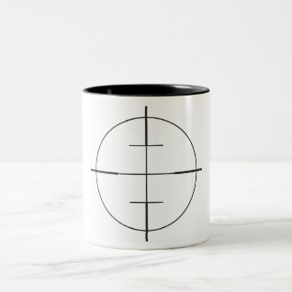 Land Surveyor Instrument Sight Cross Hairs Mug