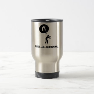 Land Surveyor Travel Mug
