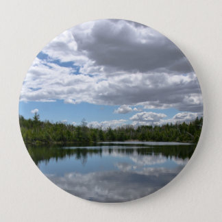 Land, water and sky button