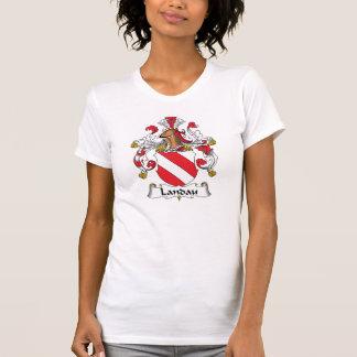Landau Family Crest Tshirt