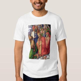Landauer Altarpiece: King David, 1511 Shirt