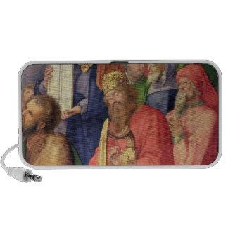 Landauer Altarpiece: King David, 1511 Portable Speakers