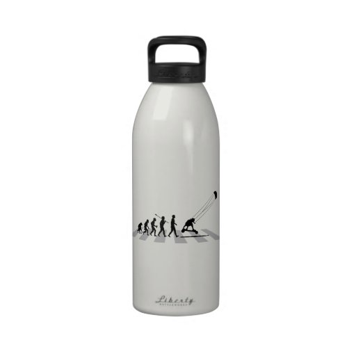 Landboarding Water Bottle
