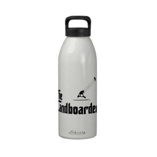 Landboarding Reusable Water Bottles
