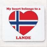 Lande Mouse Pad