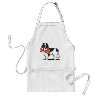 Landeer Newfie Sailor Adult Apron