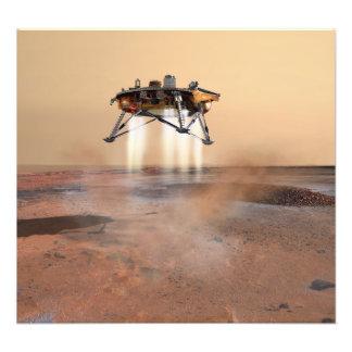Lander 2 de Phoenix Marte Fotografía