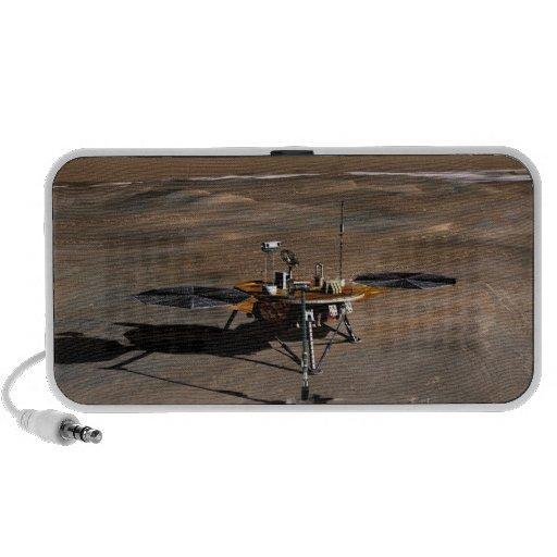 Lander 2 de Phoenix Marte iPod Altavoces
