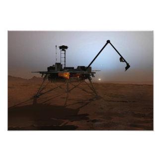 Lander 3 de Phoenix Marte Cojinete