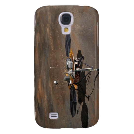 Lander 3 de Phoenix Marte Funda Samsung S4