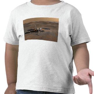 Lander 3 de Phoenix Marte Camisetas