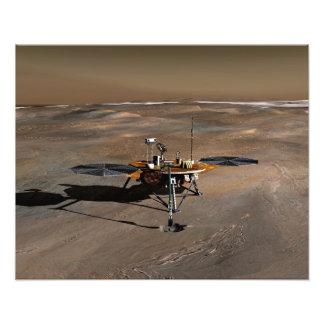 Lander 4 de Phoenix Marte Fotos