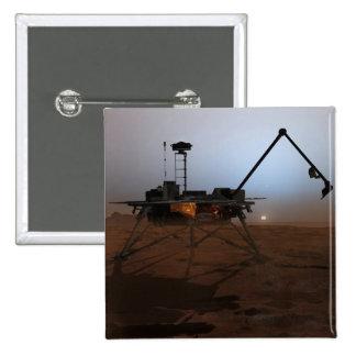 Lander 4 de Phoenix Marte Chapa Cuadrada 5 Cm