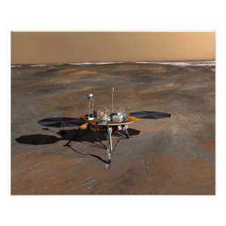 Lander 5 de Phoenix Marte Fotografía