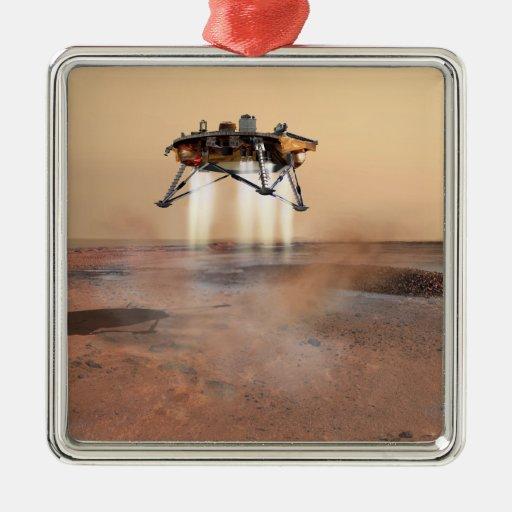 Lander de Phoenix Marte Ornamento De Reyes Magos