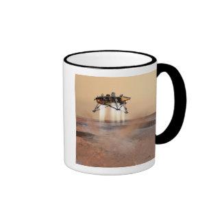 Lander de Phoenix Marte Taza De Café