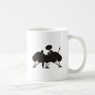 Lander de Viking Taza De Café