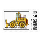 Landfill Compactor Construction Stamps