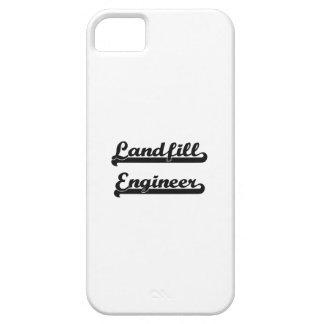 Landfill Engineer Classic Job Design iPhone 5 Cover