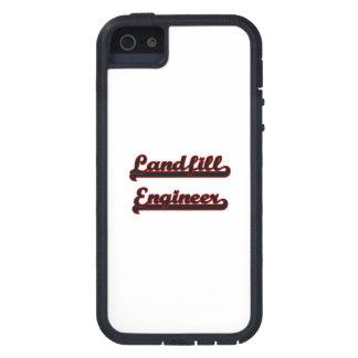 Landfill Engineer Classic Job Design iPhone 5 Case