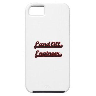 Landfill Engineer Classic Job Design iPhone 5 Covers