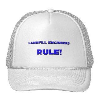 Landfill Engineers Rule! Hat