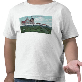 Landhouse View of the South Lighthouse Shirt