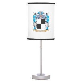 Landi Coat of Arms - Family Crest Lamps