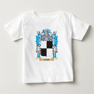 Landi Coat of Arms - Family Crest T Shirts