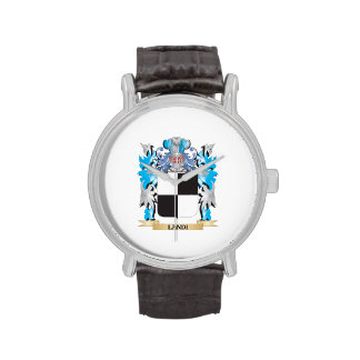 Landi Coat of Arms - Family Crest Watches