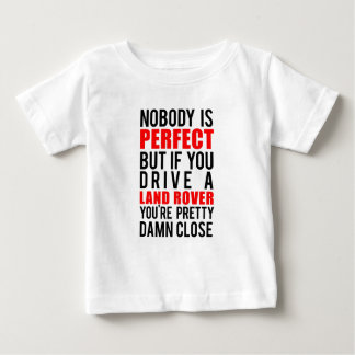 Landie Baby T-Shirt