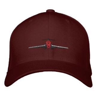 Landing Airliner Embroidered Baseball Hat